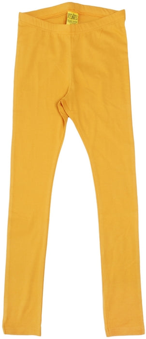 More Than A Fling Leggings Yellow Mustard Mosterd Geel