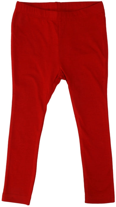 More Than A Fling Leggings Pompeian Red