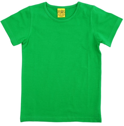 More Than A Fling T Shirt Green - Groen Shirt