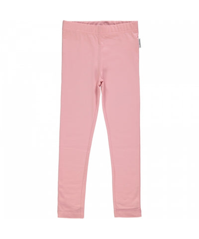Maxomorra Leggings Velours Pink