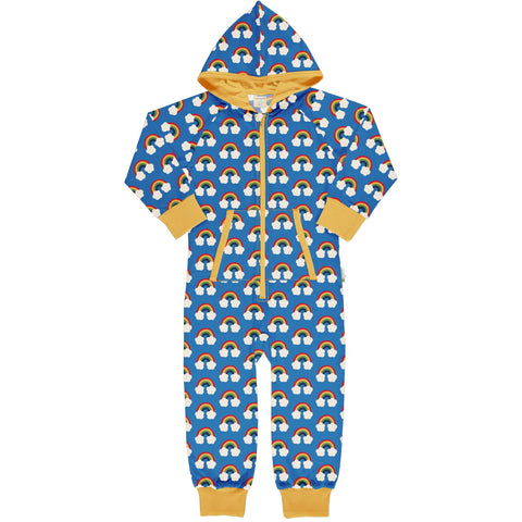 Maxomorra One Piece Rainbow - Onesie Regenbogen