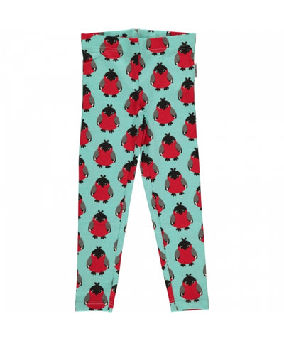Maxomorra Legging Bird Vogel