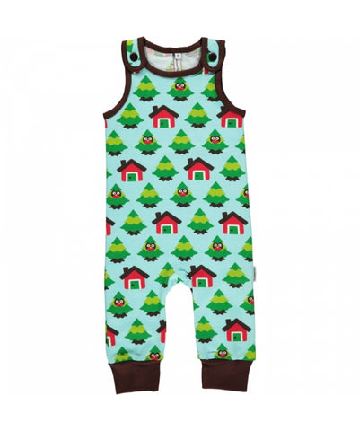 Maxomorra Playsuit Forest Bos
