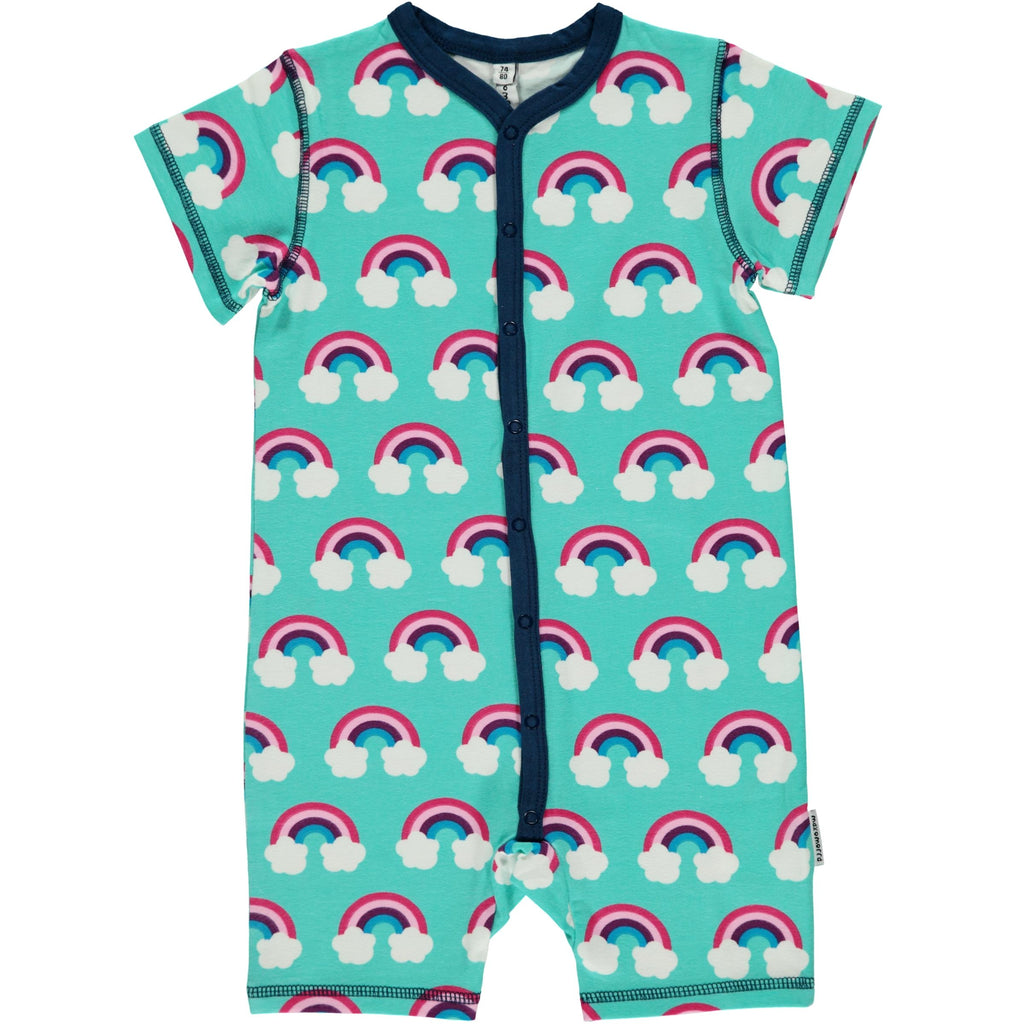 Maxomorra Summersuit Rainbow - Regenboog