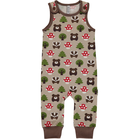 Maxomorra Playsuit Forest - Playsuit Bosleven