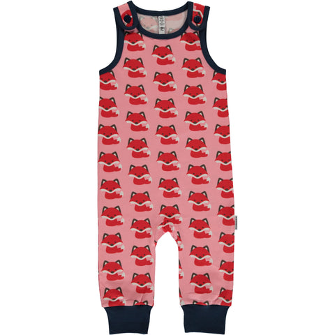 Maxomorra Playsuit Fox - Playsuit Vosjes