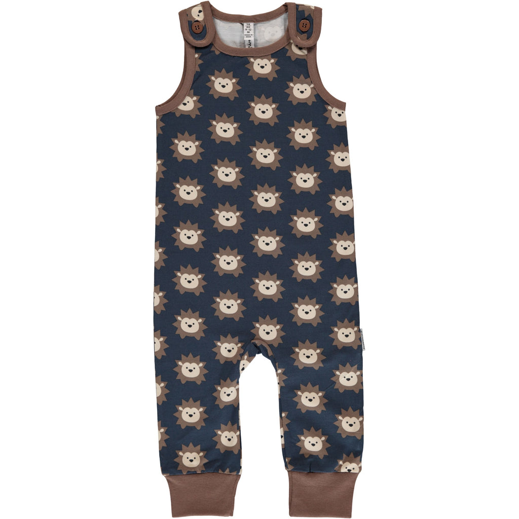 Maxomorra Playsuit Hedgehog - Playsuit Egeltjes