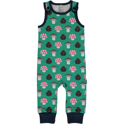 Maxomorra Playsuit Mushroom - Playsuit Paddenstoelen