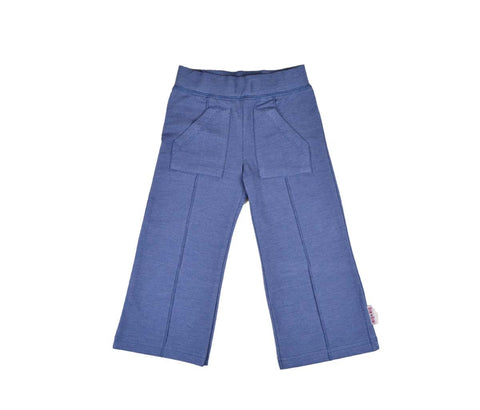Baba Babywear - Pocketpants Milano Blue