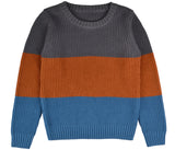 Baba Babywear - Pullover Boys Stripes