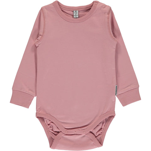 Maxomorra Body Dusty Pink - Romper Poeder Roze