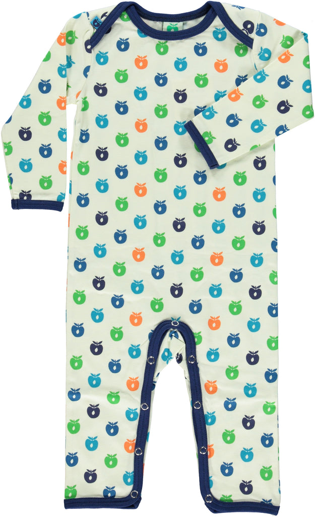 Smafolk - Jumpsuit Mini Apple Baby Blue