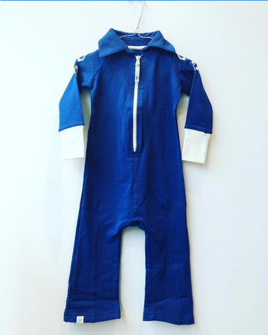 Alba of Denmark - Lamar Flipsuit Solidate Blue