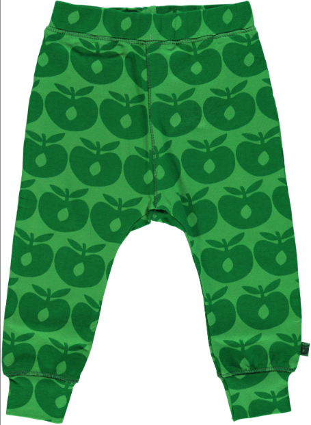 Smafolk - Pants Jersey Apple Green BABY