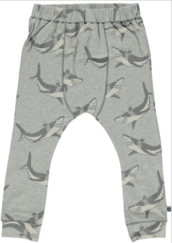 Smafolk - Pants Jersey Shark Grey BABY