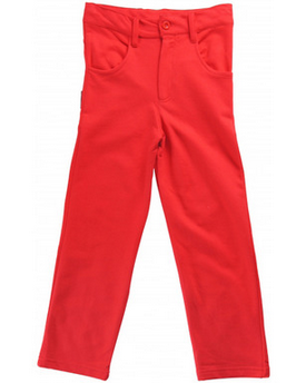 Maxomorra Sweatpants Formal Rood