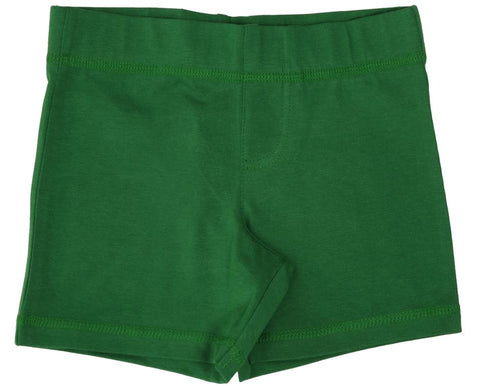More Than A Fling  Shorts Dark Green - Korte Broek Donker Groen