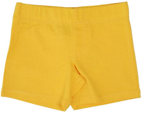 More Than A Fling Shorts Yellow - Korte Broek Geel