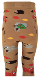 Slugs and Snails - Tights Autumn - Maillot Herfst Eekhoorn Egel