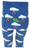Slugs and Snails - Tights Drop - Maillot Wolk & Regenboog Druppels