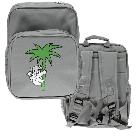 Smafolk Backpack Grey Palmtree Koala