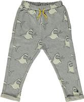 Smafolk Sweat Pants Grey Shark - Grijs Haai