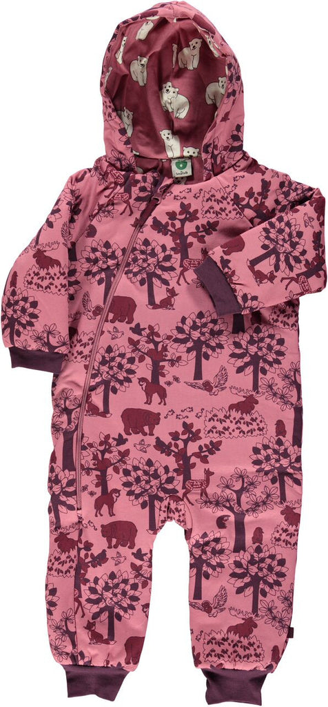 Smafolk Padded Suit Turnable Landscape Rose