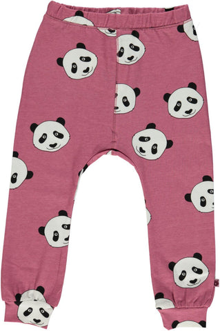 Smafolk Sweat Pants Panda Mesa Rose