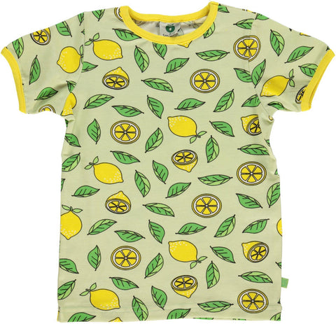 Smafolk T-Shirt Lemon Lime