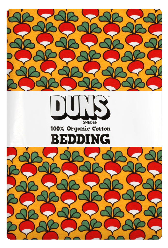 Duns Sweden - Bedding Radish Mustard Adult/1 persoon
