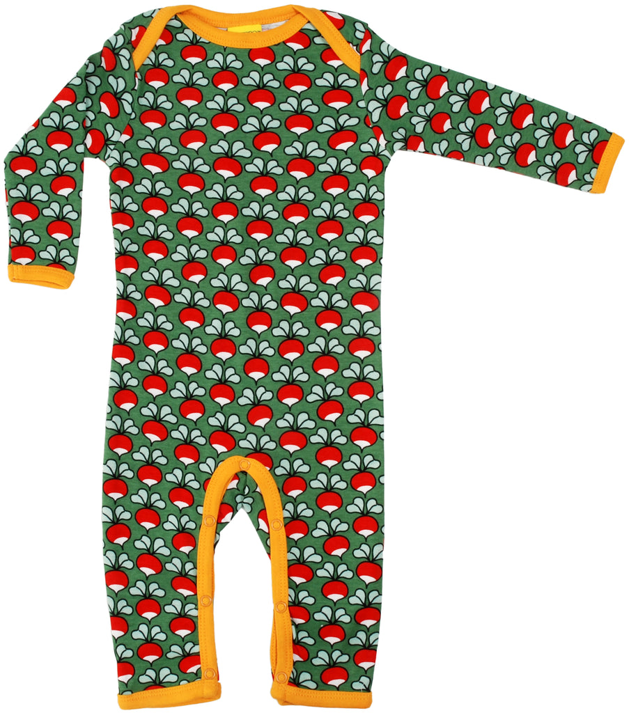 Duns Sweden - Jumpsuit Radish Green