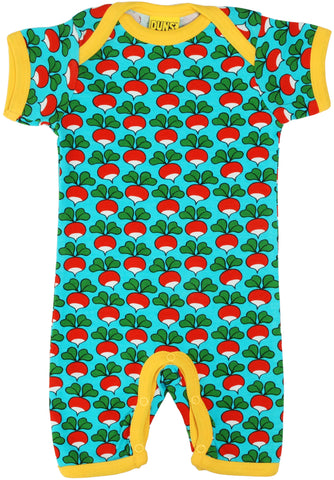 Duns Sweden - Summersuit Turquoise Radish