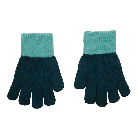 Villervalla - Gloves Dark Sea (Blue)