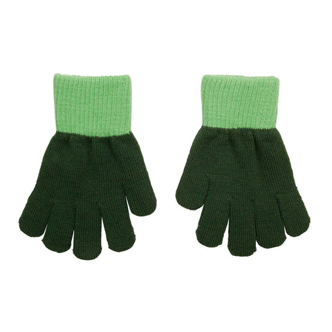 Villervalla - Gloves Dark Pine (Green)
