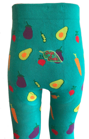 Slugs and Snails - Tights Veggie - Maillot Groente