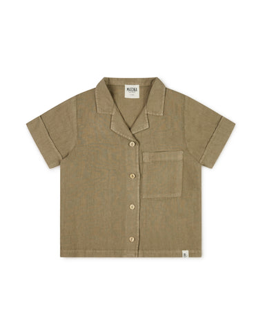 Matona Ari Shirt Clay