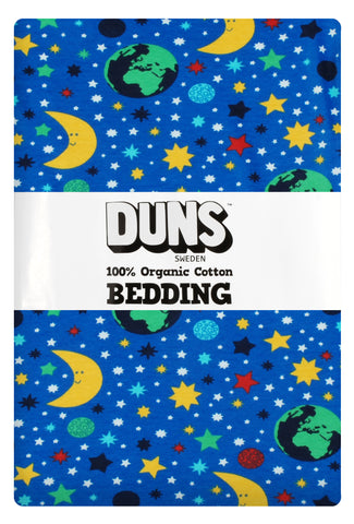 Duns Sweden Bedding Mother Earth Blue - Dekbedovertrek Moeder Aarde Blauw