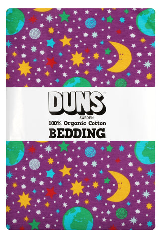 Duns Sweden Bedding Mother Earth Purple - Dekbedovertrek Moeder Aarde Paars