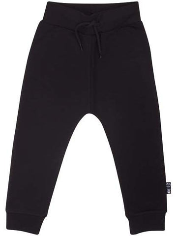 Danefae Bronze Pants Jr Noos Black - Joggingbroek Basic Zwart