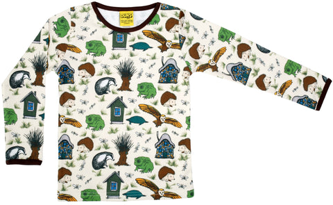 Duns Sweden Longsleeve Top Wind in the Willows