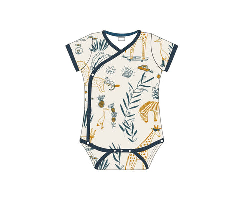 Baba Babywear - Wrap Body Jungle