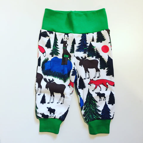 Duns Sweden Babypants In the Forest - Broekje In 't Bos