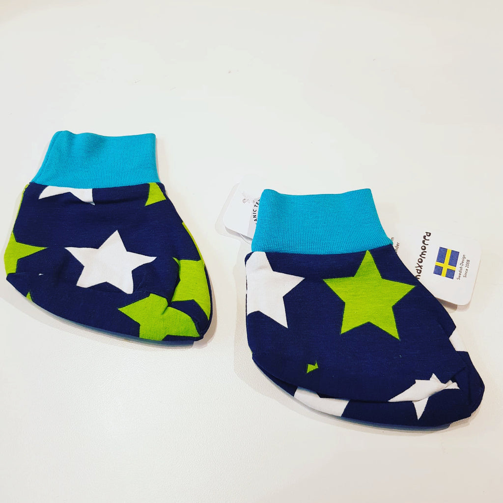 Maxomorra Booties Stars