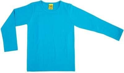 More Than A Fling Longsleeve Turquoise