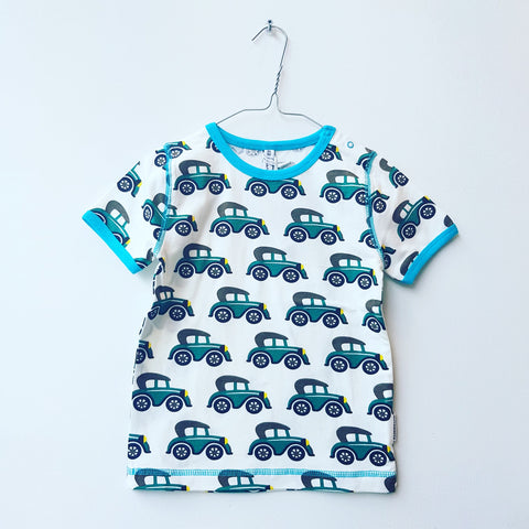 Maxomorra T-Shirt Veteran Car