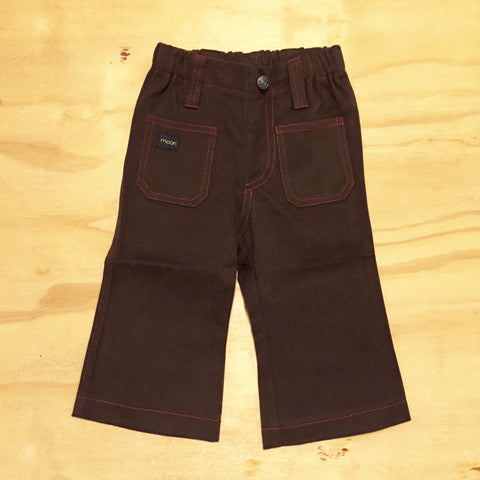 Moonkids Retro Pants Brown