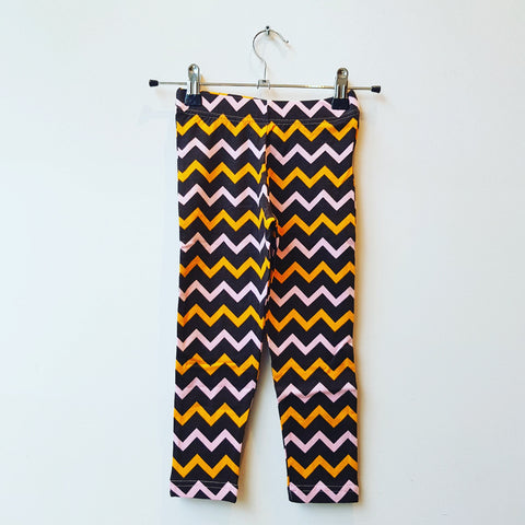 Maxomorra Leggings ZigZag