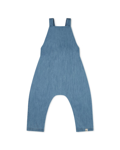 Matona Lou Salopette Denim - Blauw Denim Tuinpak