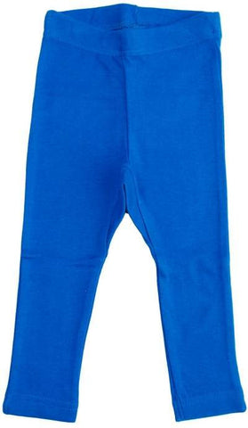 More Than A Fling Leggings Blue Blauwe Leggings