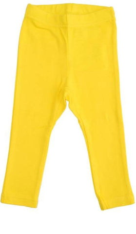 More Than A Fling Leggings Yellow Gele Leggings